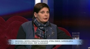 Wojtek Jagielski Na Żywo - Janina Ochojska