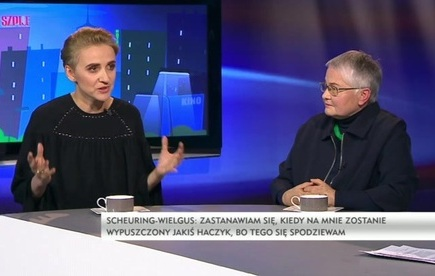 Szpile - dr Barbara Labuda, Joanna Scheuring-Wielgus