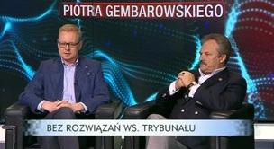 Debata Piotra Gembarowskiego - Marek Jakubik, Michał Stasiński