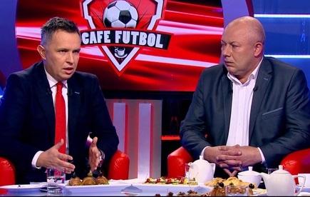 Cafe Futbol 30.10.2016