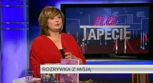 Na tapecie - Edyta Jungowska
