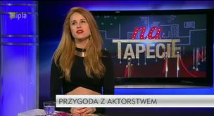 Na tapecie - Kaja Paschalska