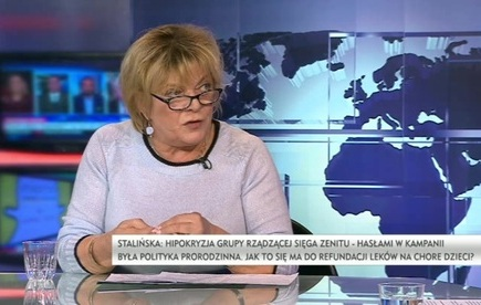 Nie ma żartów - Dorota Stalińska