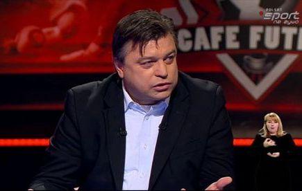 Cafe Futbol 30.11.2014