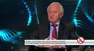 Debata Piotra Gembarowskiego - Julia Pitera, Bogusław Liberadzki