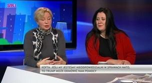 Szpile - Krystyna Kofta, Iza Bartosz