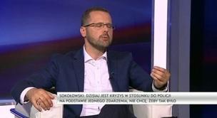 Rozmowa dnia - dr Mariusz Sokołowski