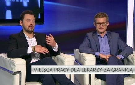 Rozmowa dnia - Daniel Łuszczewski, Marcin Sobotka