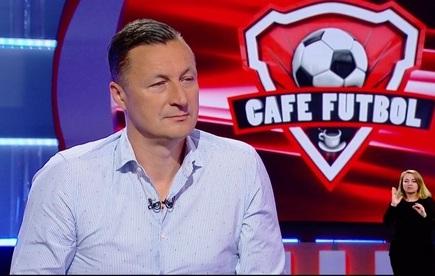 Cafe Futbol 04.06.2017