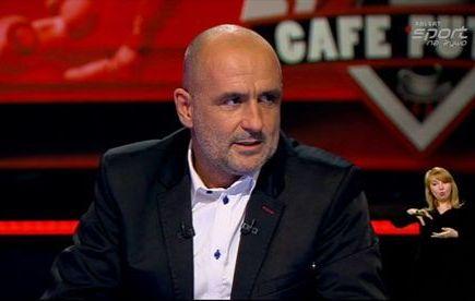 Cafe Futbol 22.02.2015