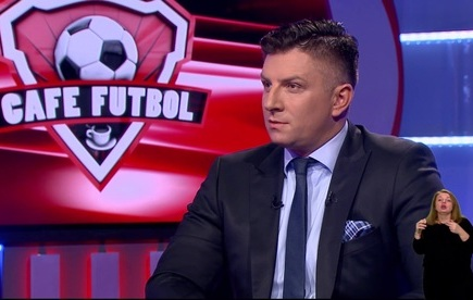 Cafe Futbol 26.11.2017