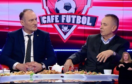 Cafe Futbol 22.10.2017