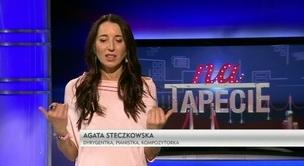 Na tapecie - Agata Steczkowska
