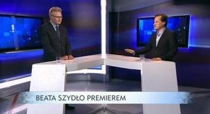 Ja Panu Nie Przerywałem - Beata Szydło Premierem