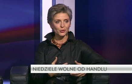 Salon Polityczny - Joanna Mucha, Barbara Dolniak, Jacek Sasin