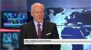 Nie ma żartów - gen. Marek Dukaczewski