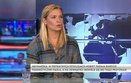 Nie ma żartów - Paulina Młynarska