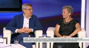 ExKatedra - prof. Monika Płatek, prof. Krystyna Skarżyńska, prof. Tomasz Nałęcz