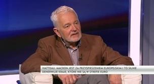 Rozmowa dnia - Michel Viatteau