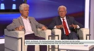 Rozmowa dnia - Roman Rewald, prof. Roman Kuźniar