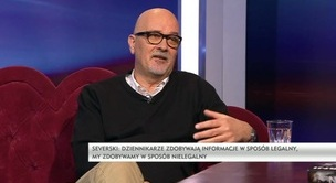 Wojtek Jagielski Na Żywo - Vincent V. Severski