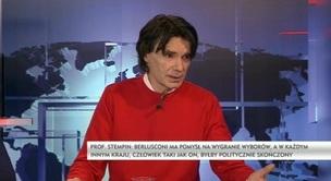 Dookoła Świata - Dariusz Materniak, prof. Arkadiusz Stempin