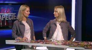 Na tapecie - Anita i Edyta Zaboroś
