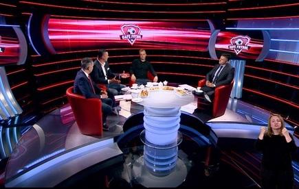 Cafe Futbol 01.10.2017