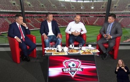 Cafe Futbol 08.10.2017