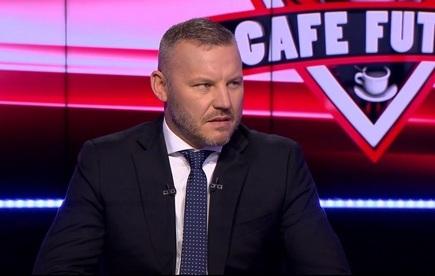 Cafe Futbol 12.11.2017