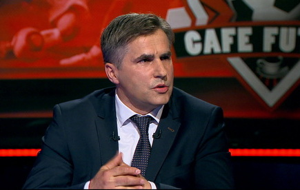 Cafe Futbol 10.05.2015