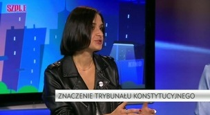 Szpile - Agnieszka Wiśniewska, prof. Monika Płatek