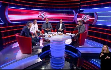Cafe Futbol 05.11.2017