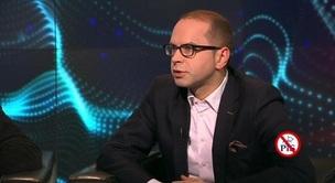 Debata Piotra Gembarowskiego - Jacek Wilk, Michał Szczerba