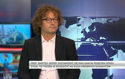 Nie ma żartów - prof. Tadeusz Bartoś