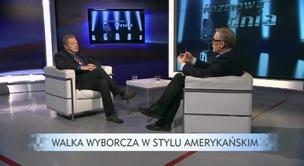 Rozmowa dnia - prof. Bohdan Szklarski