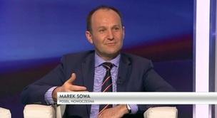 Rozmowa dnia - Marek Sowa, Jacek Wilk
