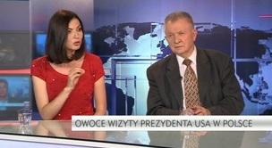 Dookoła Świata - prof. Longin Pastusiak, Eliza Michalik