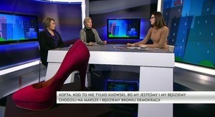 Szpile - Wanda Nowicka, Krystyna Kofta