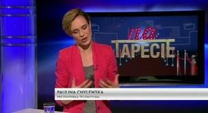 Na tapecie - Paulina Chylewska