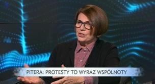 Debata Piotra Gembarowskiego - Julia Pitera, Jan Maria Jackowski