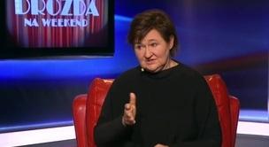 Drozda na Weekend - prof. Magdalena Środa
