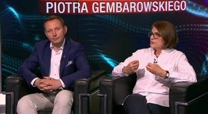 Debata Piotra Gembarowskiego - Paweł Rabiej, Julia Pitera