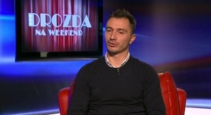 Drozda na Weekend - Marek Saganowski