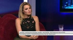Wojtek Jagielski Na Żywo - Sabina Jeszka