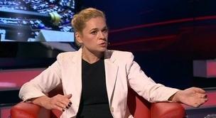 Polska w kawałkach Grzegorza Jankowskiego - Barbara Nowacka