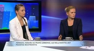 Szpile - Barbara Nowacka, Kinga Gajewska-Płochocka