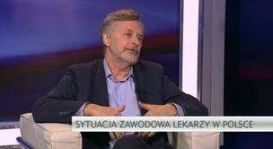 Rozmowa dnia - dr Marek Balicki