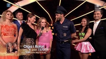 Dancing with the Stars. Taniec z Gwiazdami 6 - Odcinek 9