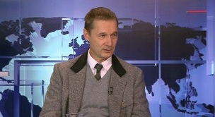 Dookoła Świata - prof. Klaus Bachmann, prof. Arkadiusz Stempin